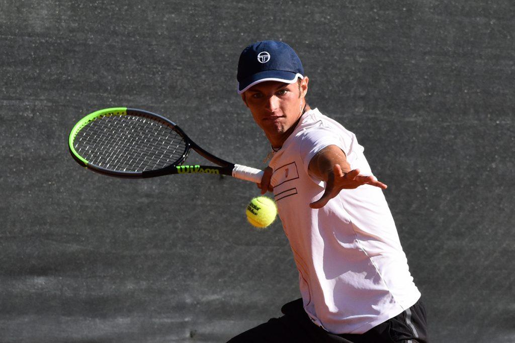 Daniel Bagnolini, 17 anni di Cervia, si è qualificato per il 61° Trofeo Bonfiglio (foto GAME)