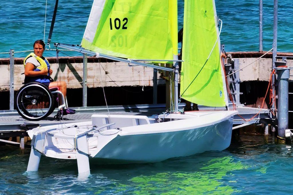 Domenica 5 settembre, alla Lega Navale di Desenzano, torna l'evento 'Il lago per tutti', che promuove l'attività di vela per persone con disabilità